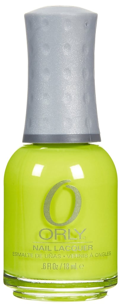 Orly Nail Polish in Glowstick ($8)