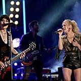 Carrie Underwood Joan Jett CMA Fest Performance Video 2019