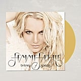 Britney Spears Femme Fatale Limited LP