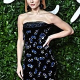 Zara Larsson Bob Haircut at the 2019 BFAs Photos