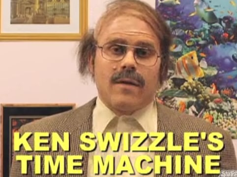 Need A Time Machine?