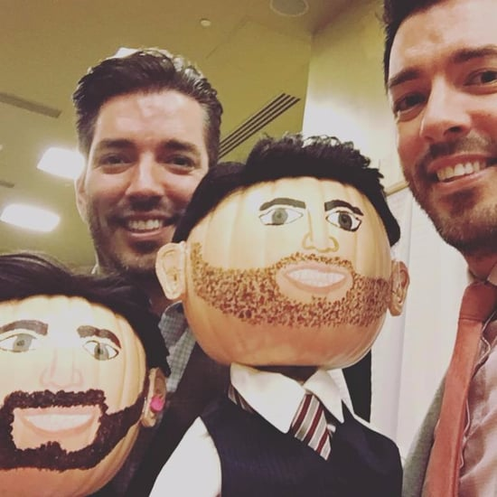 Property Brothers Pumpkins