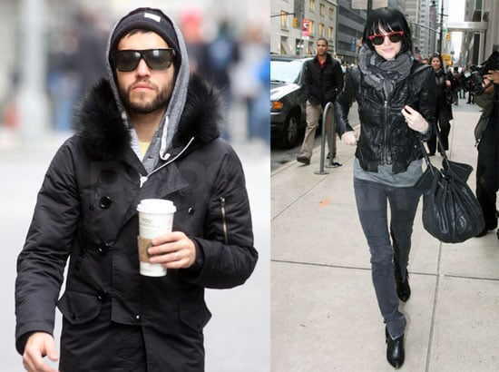 Photos of Pete and Ashley