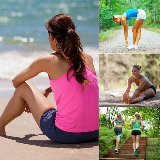 Ways to Exercise Outside in Summer