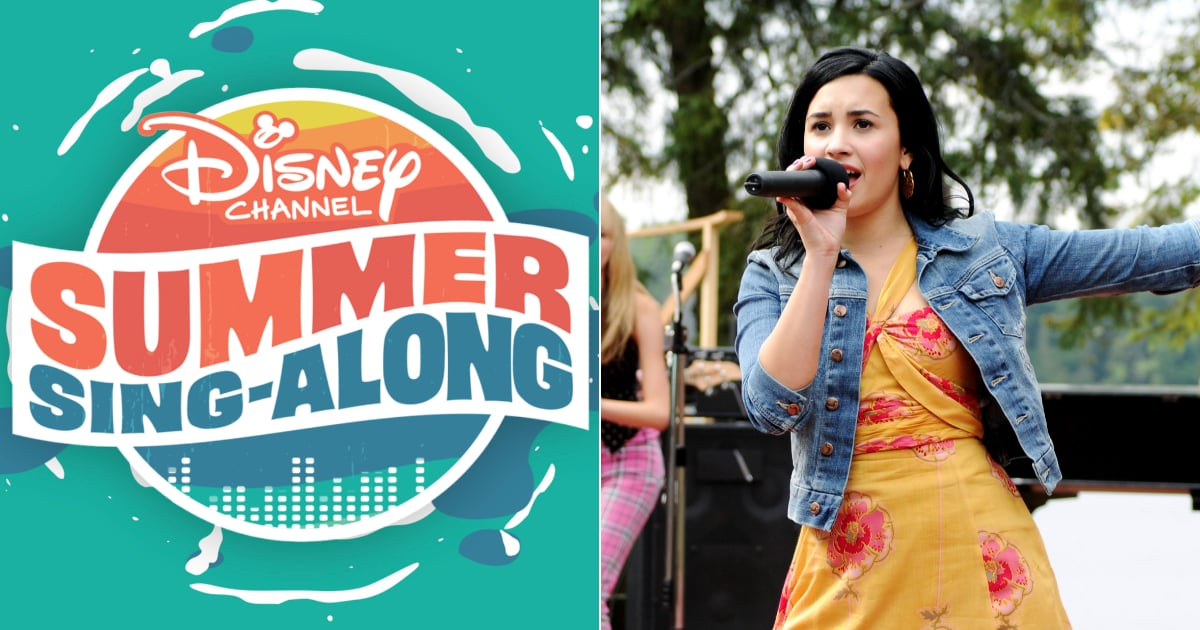 Disney Channel Is Hosting a Summer Sing-Along Featuring Disney Stars Past and Present Tonight