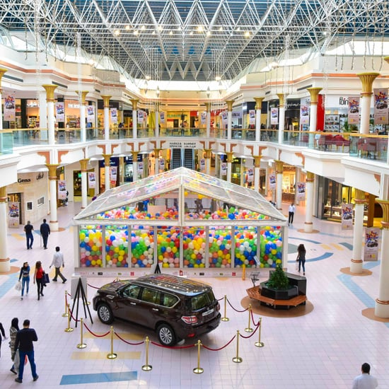 Balloon House at Wafi Mall Dubai