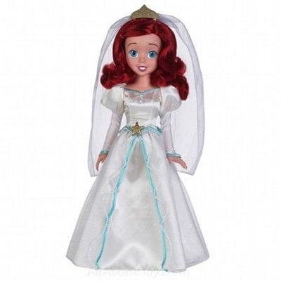 Little Mermaid Royal Wedding