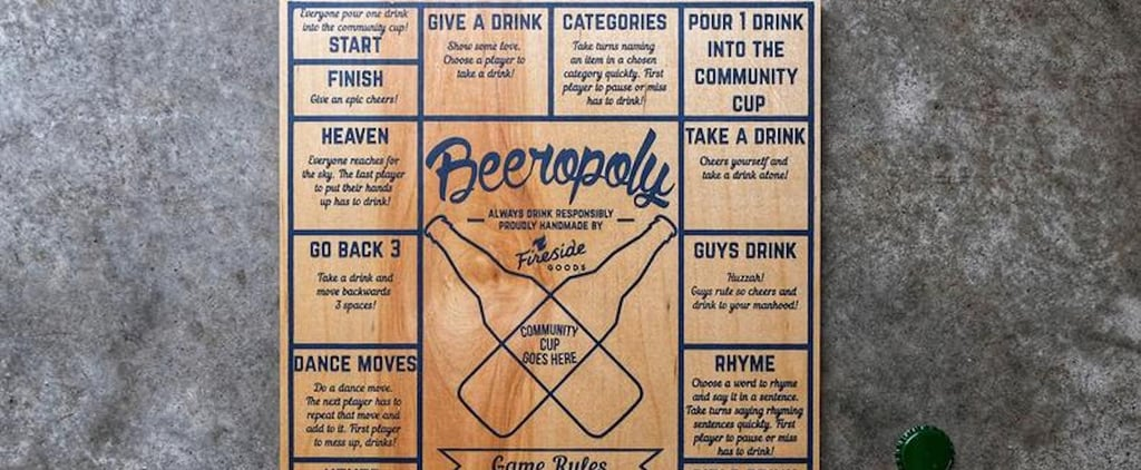 Backyard Drinking Games to Buy