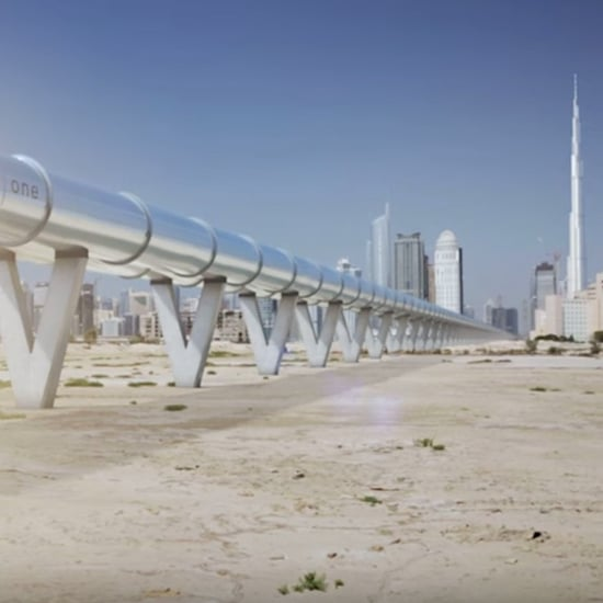 How Hyperloop One Gets From Abu Dhabi to Dubai in 12 Minutes