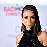 """A bare face is Mila's go-to look. In an interview with Glamour, she candidly stated, """"I don't wear makeup. I don't wash my hair every day. It's not something that I associate with myself. I commend women who wake up 30, 40 minutes early to put on eyeliner. I think it's beautiful. I'm just not that person.""""   Her left eye is green, whereas the right one is brown. She has a rare condition called heterochromia iridis, making her eyes are different colors.  She has suffered from chronic inflammation of the iris, which resulted in her being blind in one eye for many years until she underwent surgery for it. Mila enjoys what she calls a """"geriatric dinner,"""" which is dining at 5:30 or 6:00 p.m."""