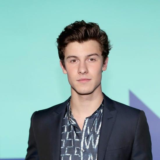 Shawn Mendes at the 2017 MTV VMAs