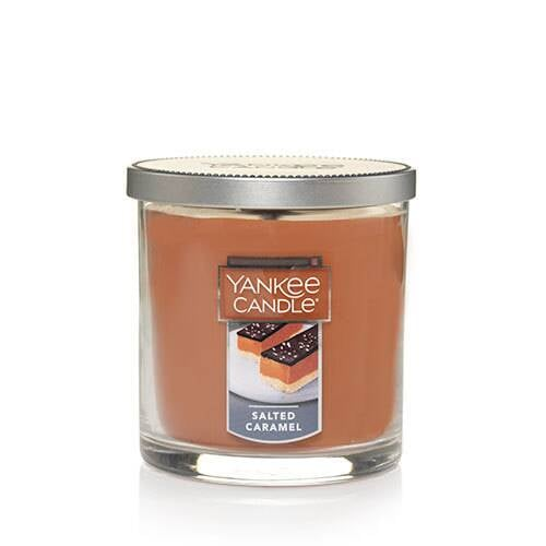 Salted Caramel Small Tumbler Candle