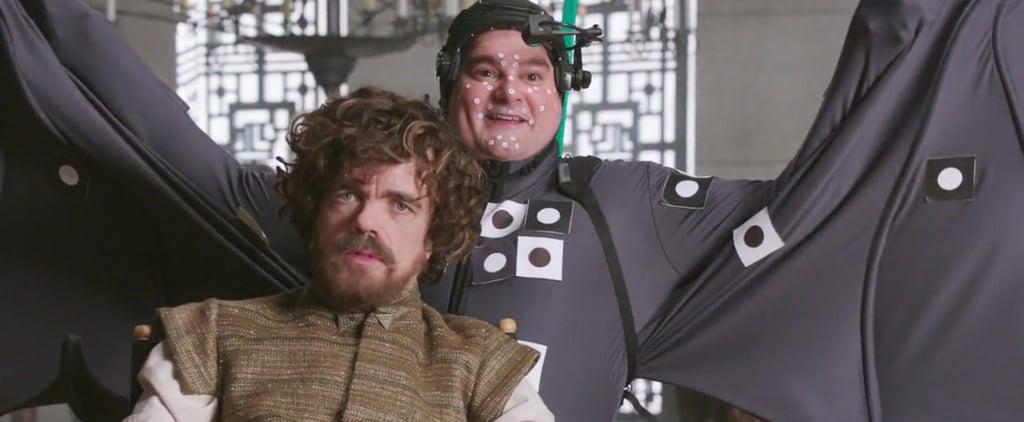 SNL's Game of Thrones Sneak Peek With Peter Dinklage