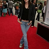 Kristen Stewart went casual for the LA premiere of Zathura: A Space Adventure in November 2005.