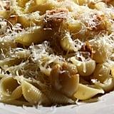 Easy Vegetarian Recipe: Roasted Garlic and Parmesan Pasta