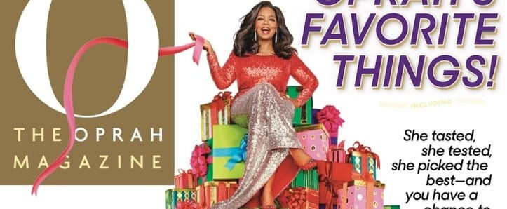 Cosy Gifts From Oprah's Favourite Things List 2018