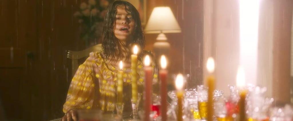 "Selena Gomez's Yellow Dress in ""Fetish"" Video"