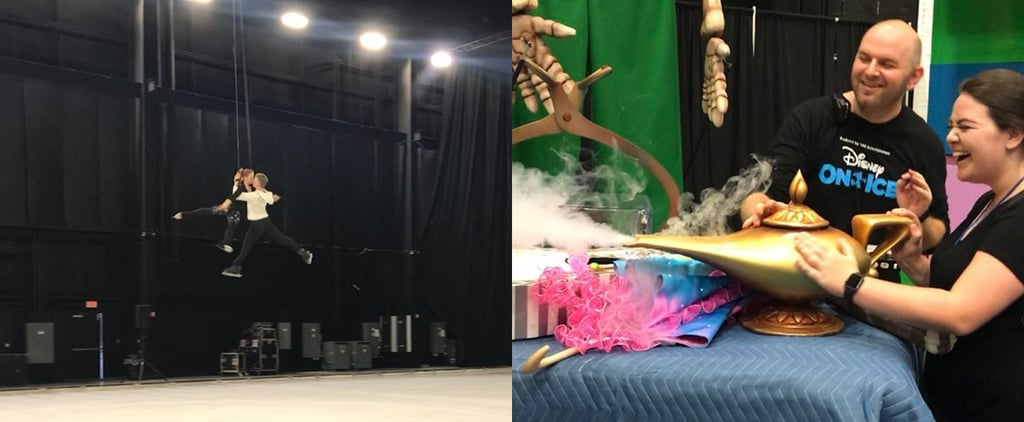 Disney on Ice Behind the Scenes