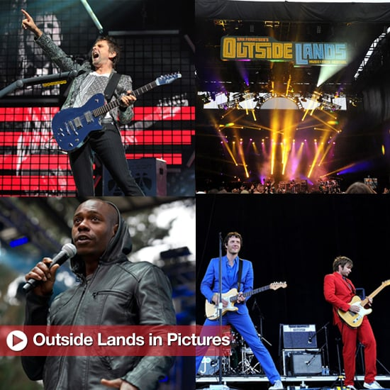 Outside Lands 2011 in Pictures