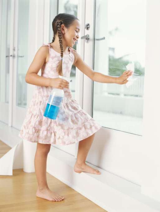 Start Small by Changing Your Cleaning Routine