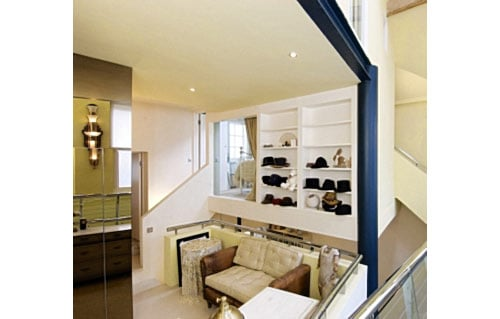 Photos of Sienna Miller's House, Notting Hill,
