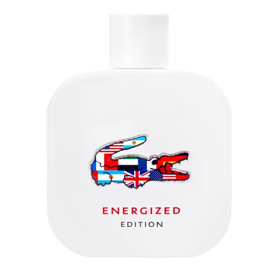 Lacoste L.12.12 Energized Limited Edition Men's Fragrance