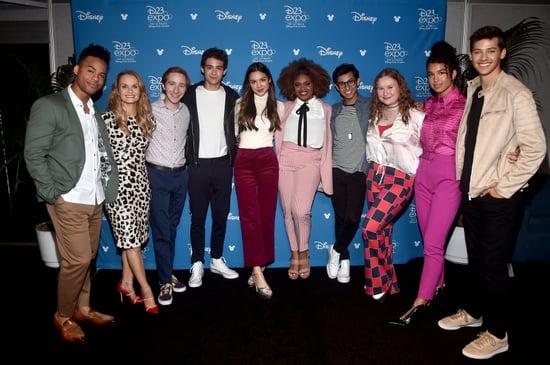 High School Musical: The Musical: The Series Cast   POPSUGAR