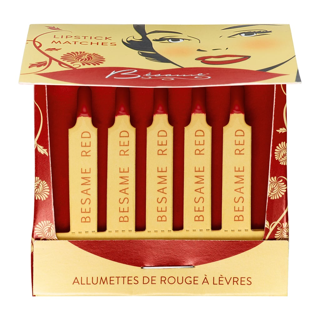 Bésame Cosmetics's 1920 Red Lipstick ($22) is an exact replica of a vintage tube, because why mess with a classic?