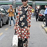 Susie Bubble makes a case for prints and floral — do you think it works? Source: IMAXtree