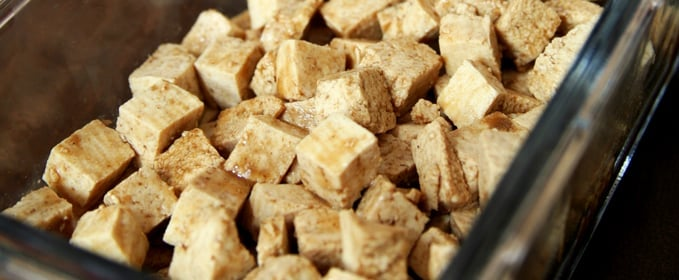Easy Healthy Tofu Recipe