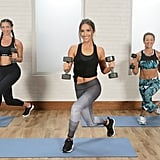 Day 1: Cardio and Toning Boot Camp