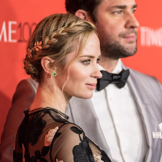 How to Get Emily Blunt's Braided Crown Updo | Wedding Hair