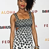 America's Next Top Model alum Yaya DaCosta will play Whitney Houston in the Lifetime biopic to be directed by Angela Bassett.