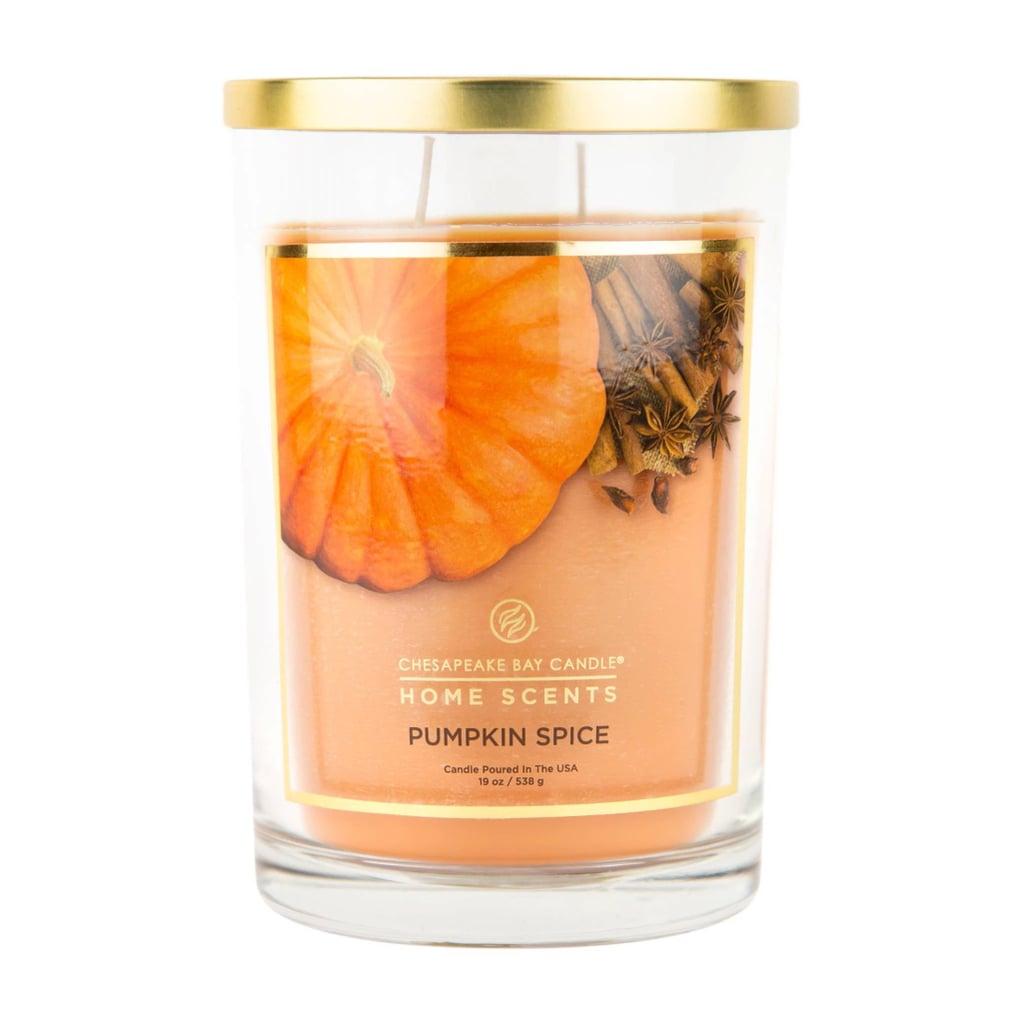 Pumpkin Spice Glass Jar 2-Wick Candle