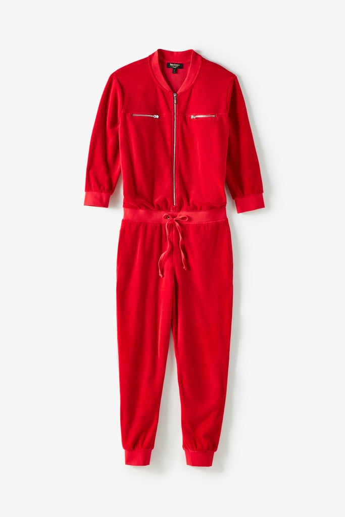 647ee45a78e Juicy Couture For UO Velour Coverall Jumpsuit ( 199)