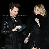 Kate Hudson Dances on a Banquette With Matthew at a Brits After Party!