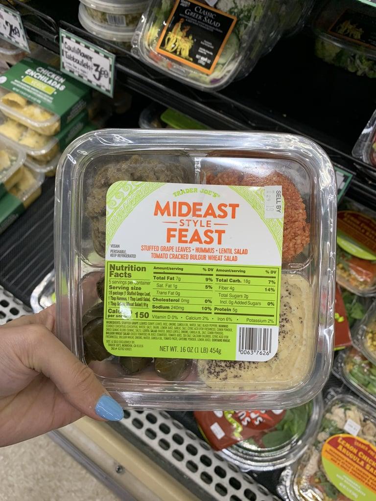 Trader Joe's Mideast Style Feast