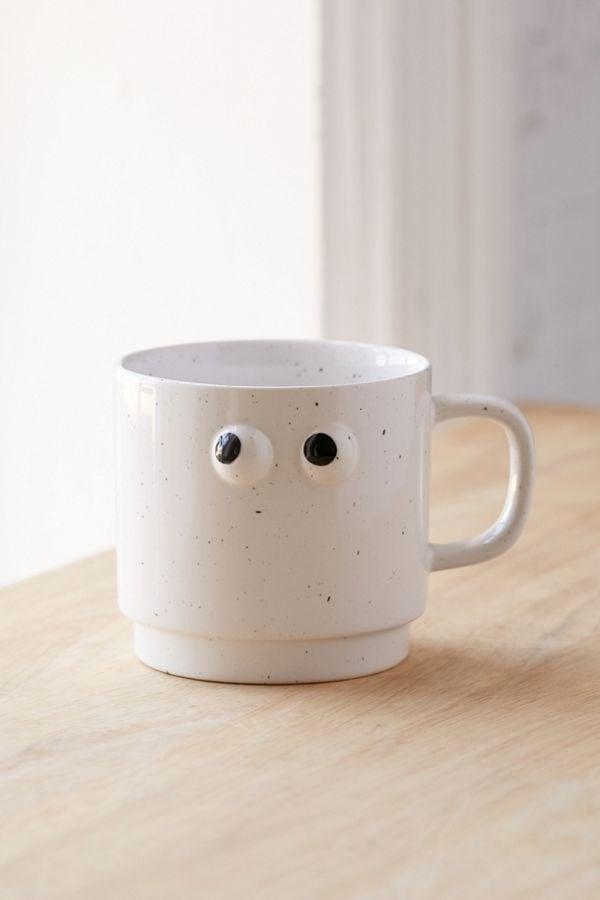Googly Eye Mug