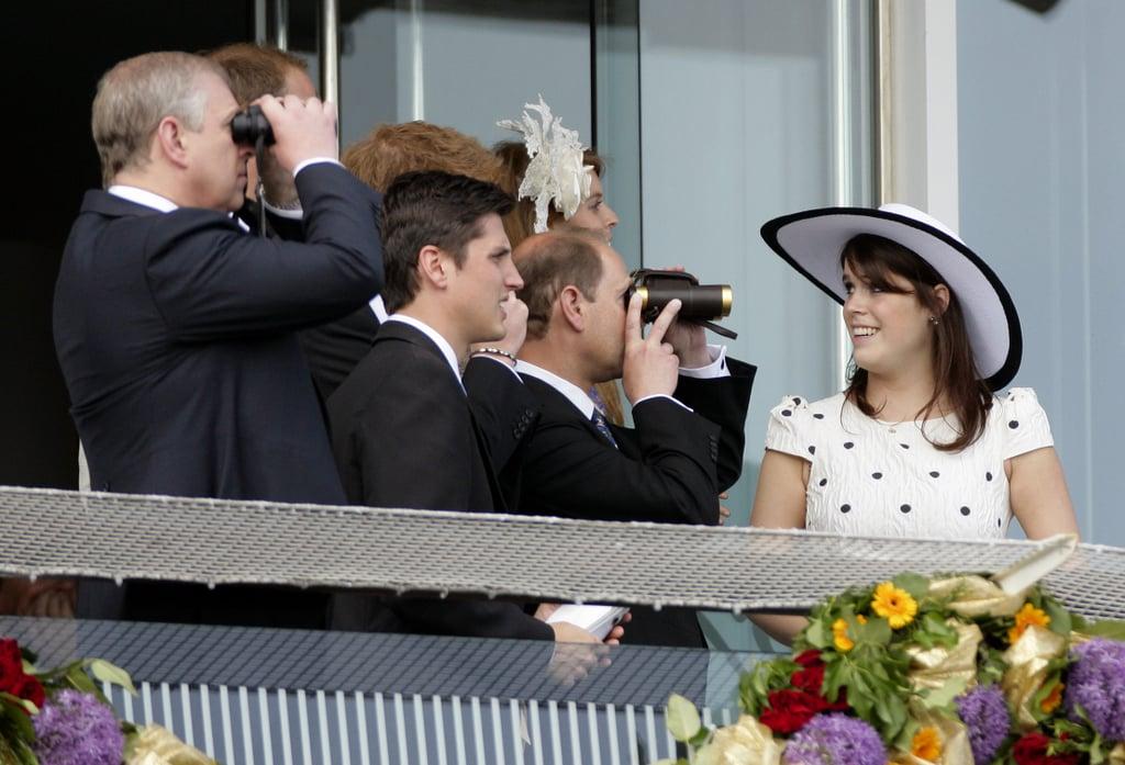 Princess Eugenie, Epsom Derby 2011