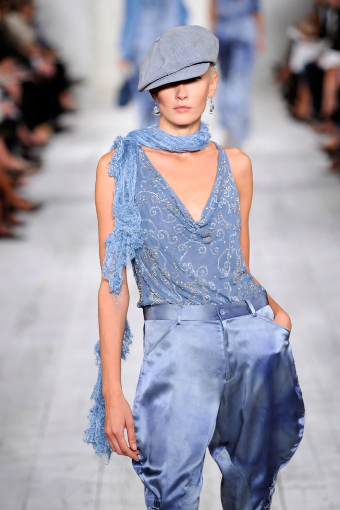 New York Fashion Week: Ralph Lauren Spring 2010