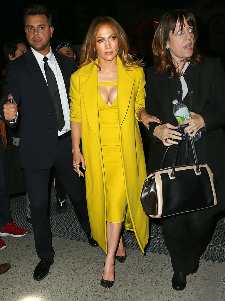 Yellow dress outfit images