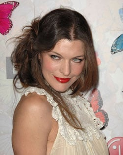 Milla Jovovich Hasn't Always Been Financially Secure