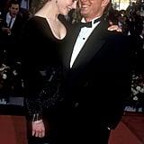 Nicole Kidman and Tom Cruise in 1991