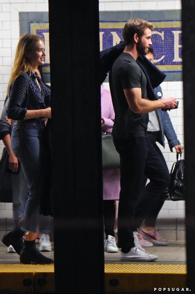 Liam dating