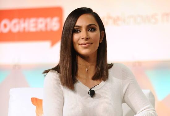 Kim Kardashian Has Clarified Exactly Who She's Voting For