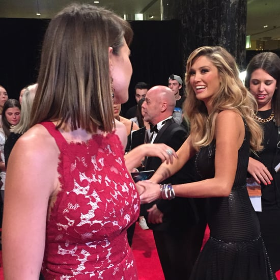 Behind the Scenes on the Red Carpet at 2015 Logies