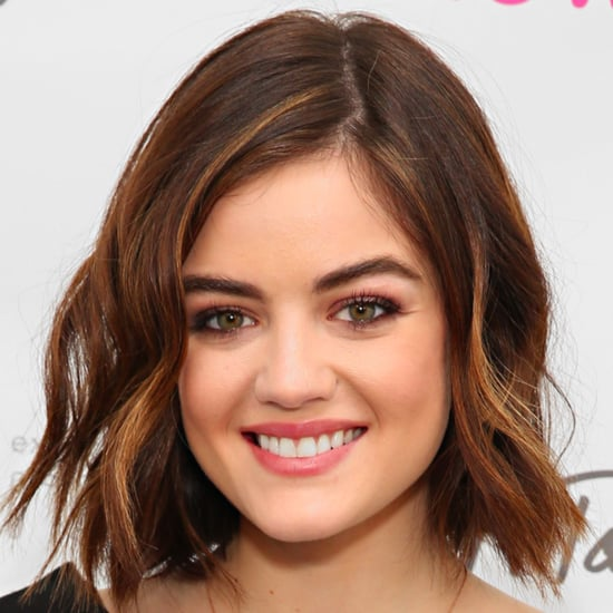 Lucy Hale Beauty Interview | Jan 2016