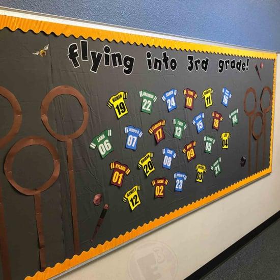 Harry Potter Classroom Decoration Ideas
