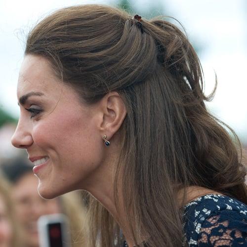 Get Kate Middleton's Canadian Visit Hair