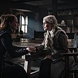 Daenerys Goes After Sansa